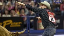 Steer Wrestler Kyler Irwin Captures Victory in Round 5