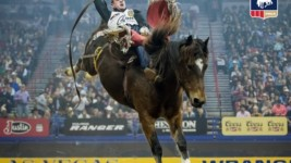 PRCA Three-Time World Champ Tim O'Connell Leads in Denver