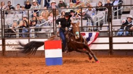 Taylor Continues January Winning Streak at Fort Worth