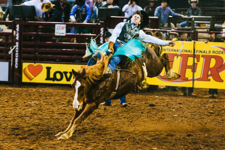 Saddle Up For The 50th International Finals Rodeo At Its