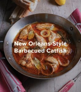 U S Catfish Recipe Of The Month New Orleans Style