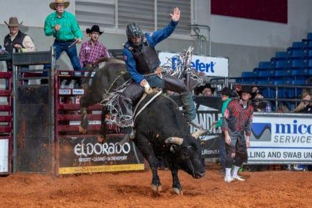 Bull Riding Super Stars Return To Lea County Events Center
