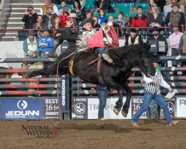 Former National Western Bareback Riding Champ Looking For