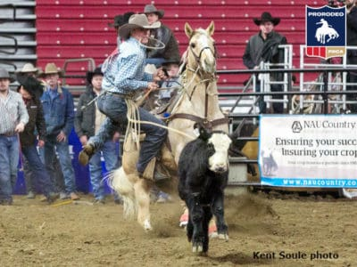 Bo Pickett Wins Ram Columbia River Circuit Finals Rodeo