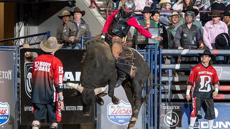 2018 Wrangler National Finals Rodeo Live
