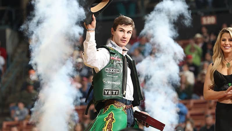Two-Time PBR World Champion Lockwood Wins Manchester Invitational to Surge to No. 1 in World Standings