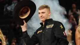 Mason Taylor Records First 90-Point Ride of 2020 to Win 15/15 Bucking Battle in New York