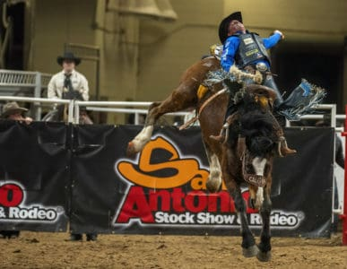 February 14 Another Day At The Office For Rodeo