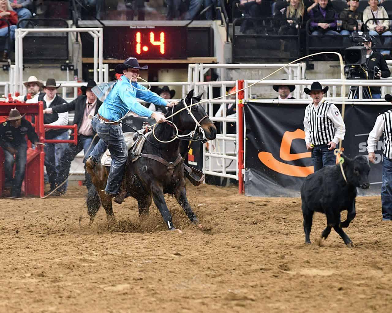Cooper Big Winner At San Antonio Rodeo Through Semifinals
