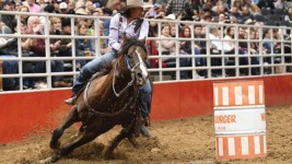 Pedone Remains Leader Heading Into Final Round in San Antonio