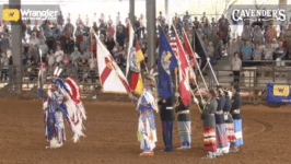 A Great American Grand Entry
