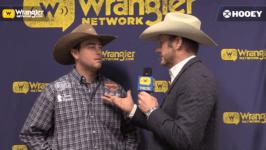 2020 FWSSR – Tyler Milligan Tie-Down Roping Champion