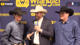 2020 FWSSR – Clay Ullery and Jake Edwards Team Roping Champions