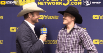 2020 FWSSR – Brady Portenier Bull Riding Champion