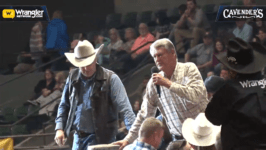 Dixie National Rodeo – Monday Highlights