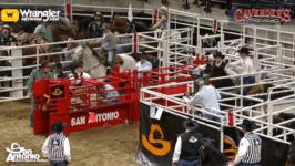 San Antonio Semifinals 1, Round 1 Highlights