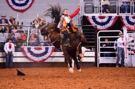 International Competitors Excel At Fort Worth Stock Show