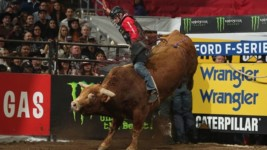 Radford Looking to Become First Canadian to Win PBR Major