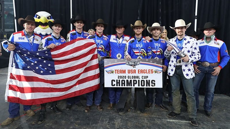 Team USA Eagles Defend Home Soil to Win 2020 PBR Global Cup USA