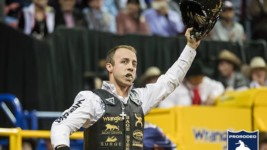 PRCA Champion Bull Rider Sage Kimzey Sidelined with Injury