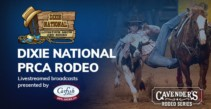 Dixie National Rodeo – Wednesday