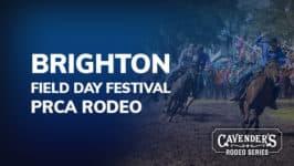 Brighton Field Day Rodeo – Xtreme Bulls