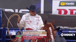 Shad Mayfield Wins $600,000.00 in Dallas