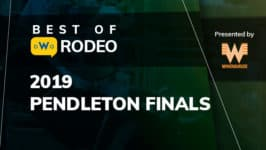 Best of Rodeo: Sage Kimzey Claims His Third Victory in Pendleton