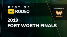 Best of Rodeo: Hailey Kinsel Lockwood Reflects on Her Win at the 2019 FWSSR