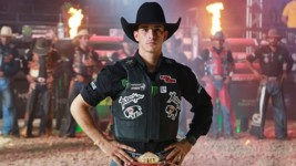 Franchischinelli's Family Supported him as a Soccer Player or Bull Rider