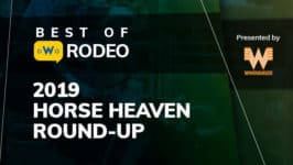 Best of Rodeo: Jennifer Casey Sets a Lighting-Fast Time of 2.4 Seconds in Breakaway Roping