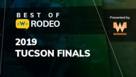 Best of Rodeo: Tanner Aus Scores a Massive 91.5 on Killer Bee in Tucson