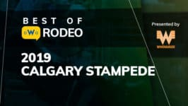 Best of Rodeo: Lisa Lockhart Knows How Hard it is to Make the Finals in Calgary