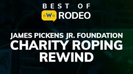 2019 James Pickens Jr. Foundation Charity Roping Rewind