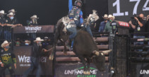 Bulls Dominate as Stetson Wright is Lone Cowboy to Ride in Team Las Vegas' Challenge Day 1 Victory