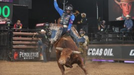 Team Cooper Tires Builds Sizable Lead with Third Consecutive Win to Conclude First Weekend of New PBR Team Challenge