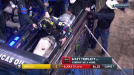 Matt Triplett Conquers Comfortably Numb for 87-Points