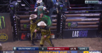 Daylon Swearingen Rides Sniper and Locks Win
