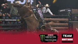 Alvidrez Trying to Channel Mauney Tenacity to Help Team Boot Barn Reach Sioux Falls Championship Weekend