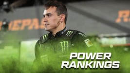 Division A Power Rankings, Presented by South Point Hotel Casino & Spa