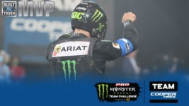 Leme Sets the Expectation Level for Built Ford Tough MVP Race