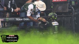 #InCaseYouMissedIt: Monster Energy Team Challenge Ushers in New Era in PBR History