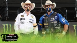 Two Teams Remain Undefeated While South Point and Lucas Oil Duel Into the Night on Monster Energy Team Challenge Day 8