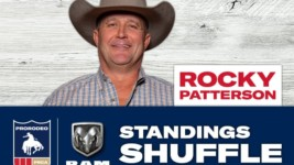 PRCA Standings Shuffle: 22 Move Up in Top 15