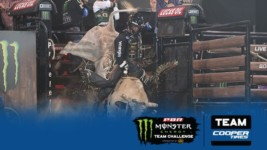 Kimzey Shakes off Rust as Team Cooper Tires Makes Easy Work of Can-Am in First Monster Energy Team Challenge Game in PBR History