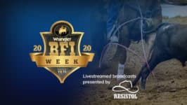 BFI Week – Cactus 9.5 Over 40 Roping