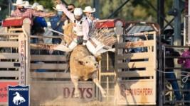 Clayton Sellars Captures Spanish Fork Xtreme Bulls Victory