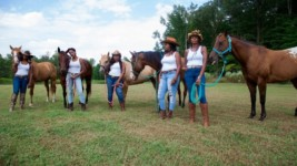 Cowboy to the Core: Cowgirls of Color