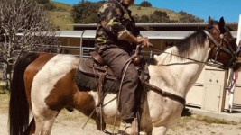 Cowboy to the Core: Ghuan Featherstone