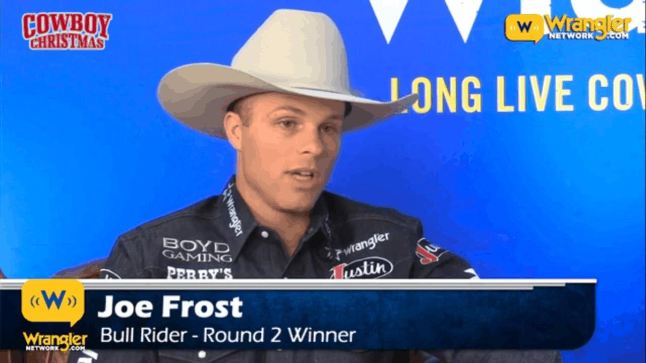 Joe Frost Off the Dirt